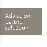Advice for partner selection