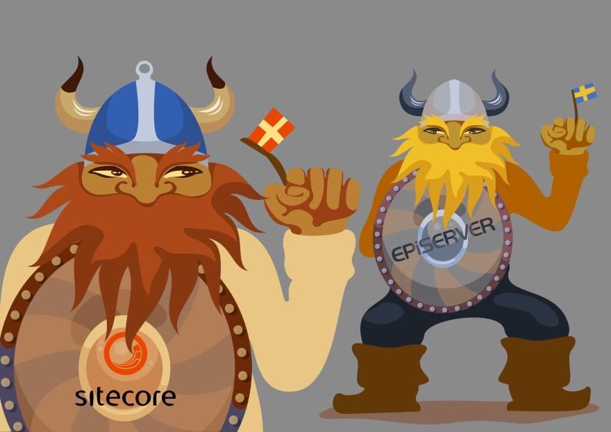 sitecore-vs-episerver-nordic-vikings